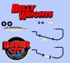 Огрузка Lunker City Belly Weight 3/8oz