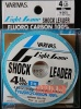 Поводковый материал VARIVAS Light Game Shock Leader Fluorocarbon #1.0 (4Lb)